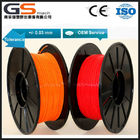 1 -2 Kg/H Lab 3D Printer Filament Extruder ABS PLA Filament For Home