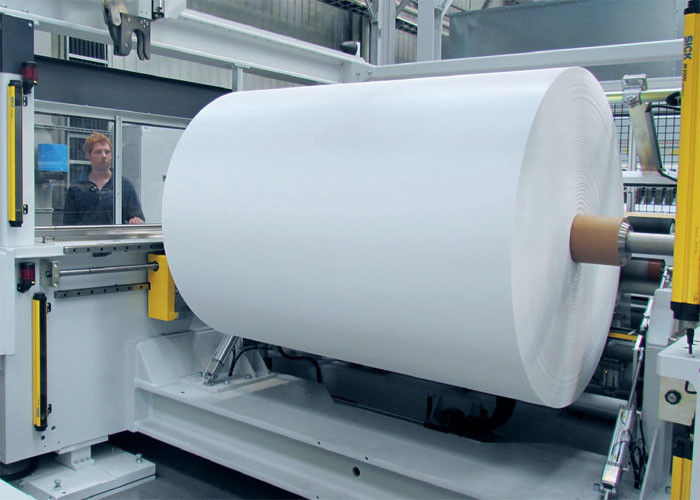 Paper cup pe coating machine roll laminating machine roll to roll